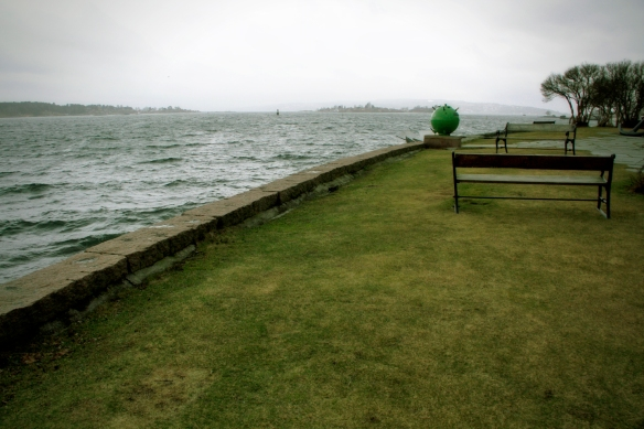 Bygdøy shore