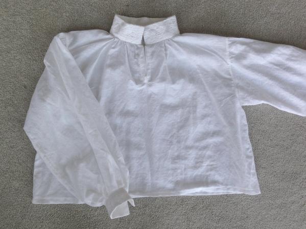 Bunad shirt full-2