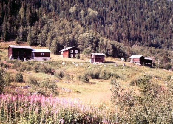 Husevold gård 1967