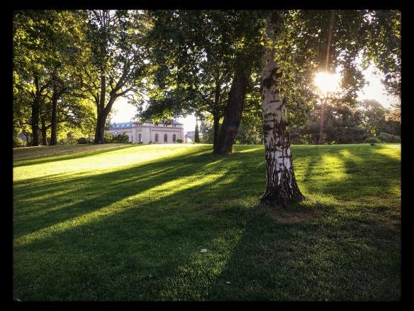 Slottsparken, Oslo