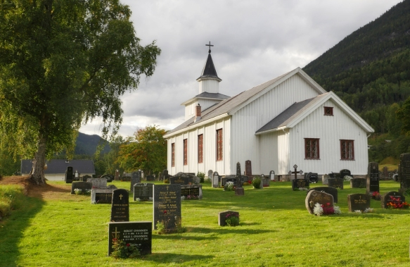 Atrå church