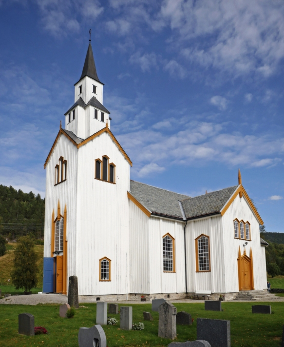 sauland-church